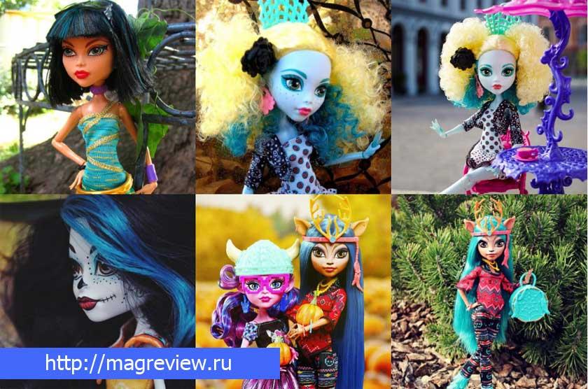 Фото Monster High