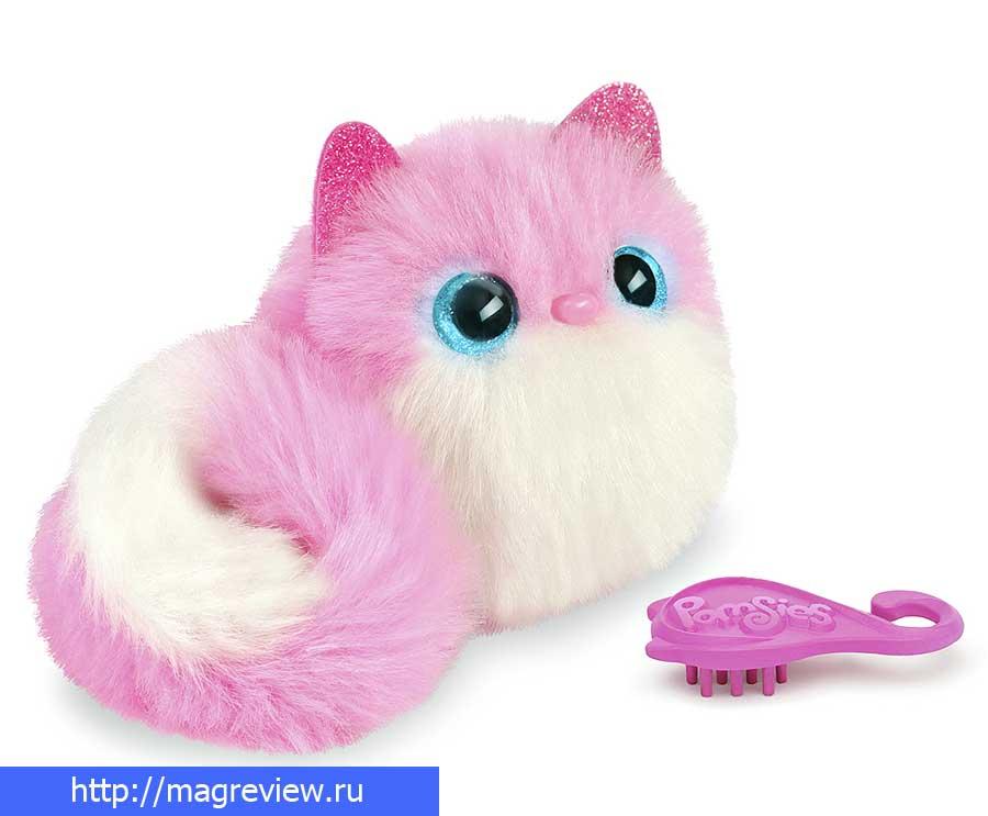 Интерактивная игрушка котики Pomsies