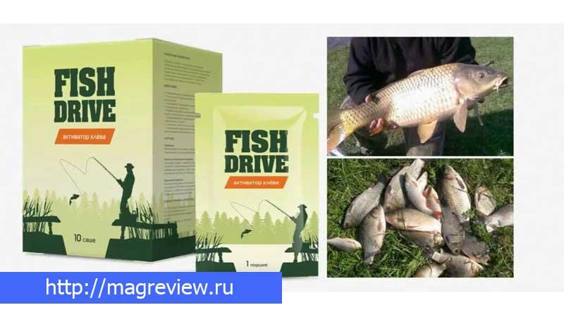 Активатор клева Fish Drive