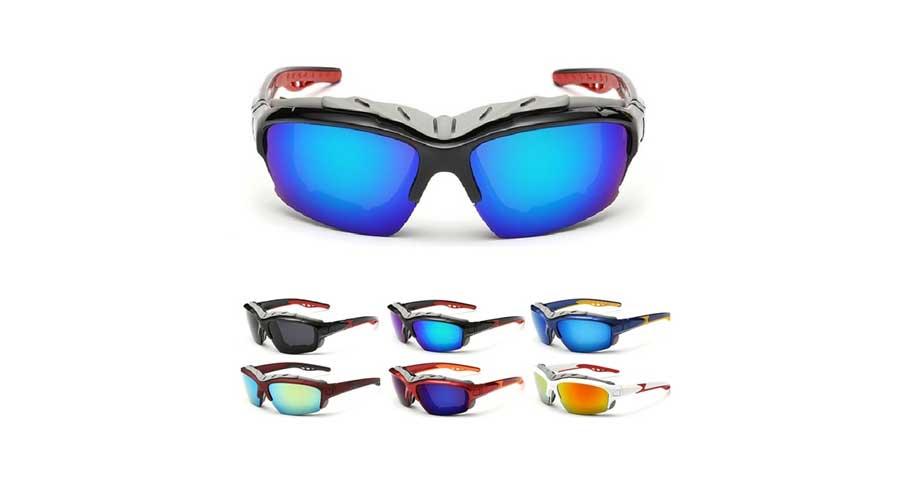 Солнцезащитные велосипедные очки