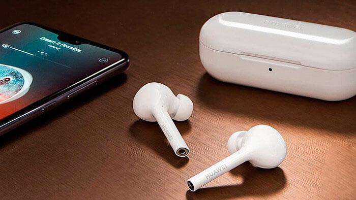 Bluetooth Huawei Freebuds