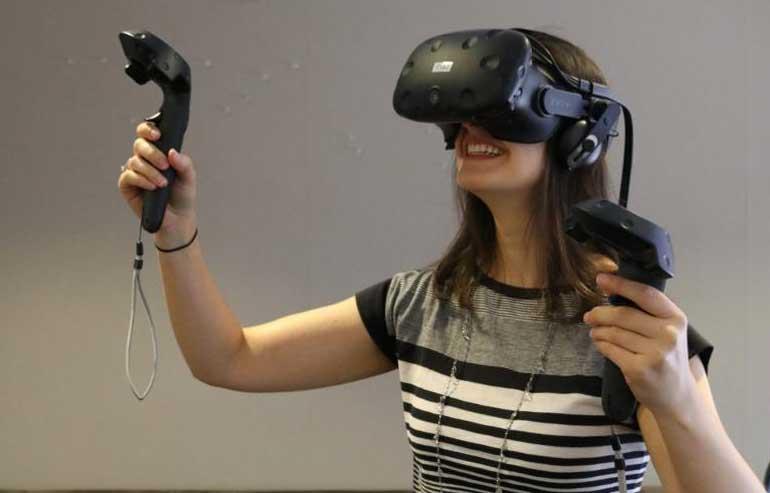 Виртуальные очки VR