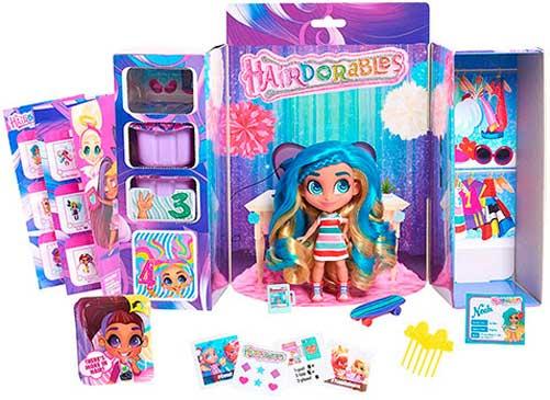 Кукла загадка Hairdorables