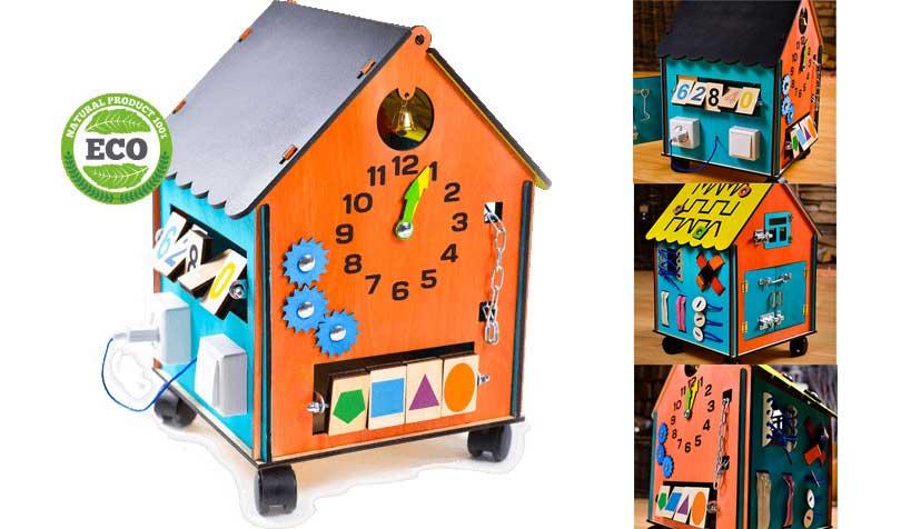 Бизидом - игрушка для развития ребенка