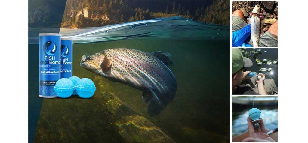 Приманка для рыбалки Fish Megabomb