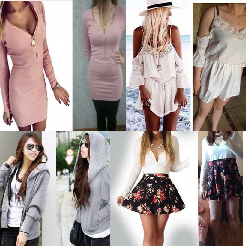 Заказать одежду в интернет-магазине