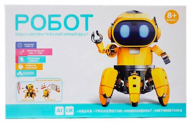 Робот Tobby