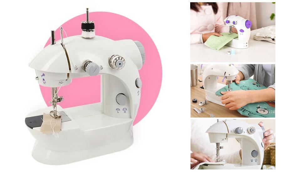 Швейная мини-машинка Быстрая строчка