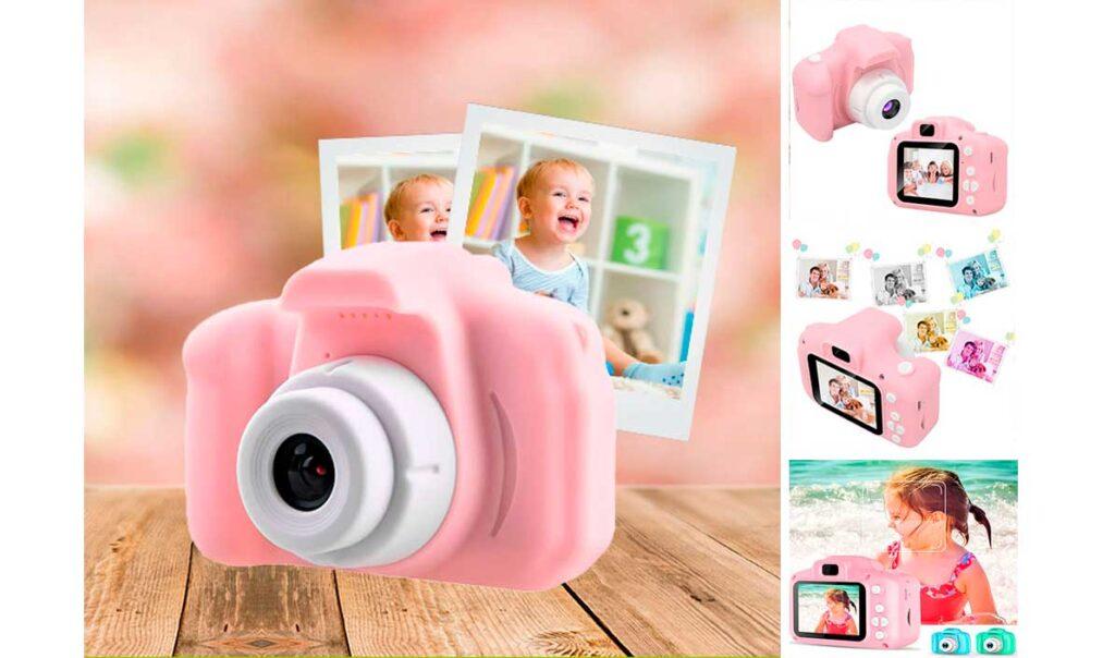 Цифровой детский фотоаппарат ХоКо