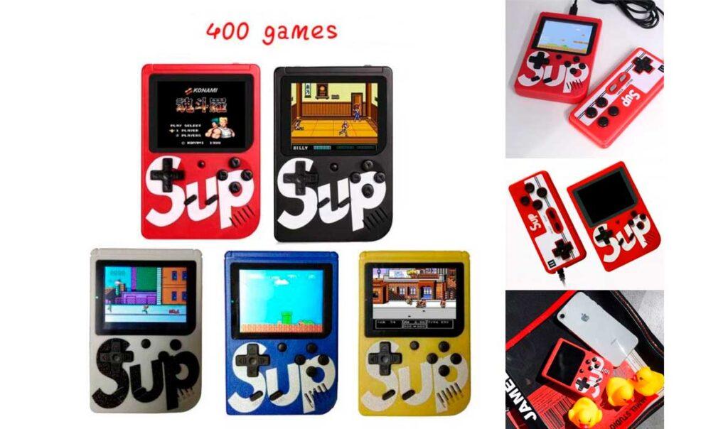 Игровая приставка Sup Gamebox Plus 400 в 1