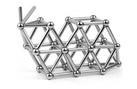 Уникальный магнитный конструктор