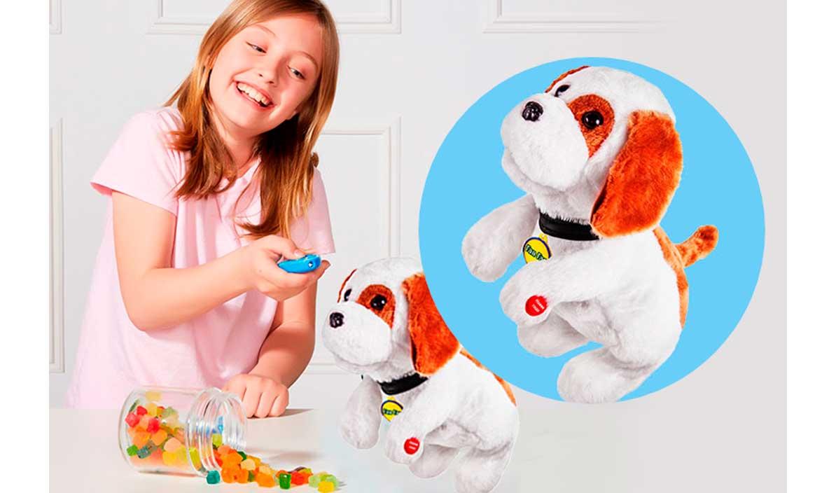 Поющая игрушка «Ласковый щенок»
