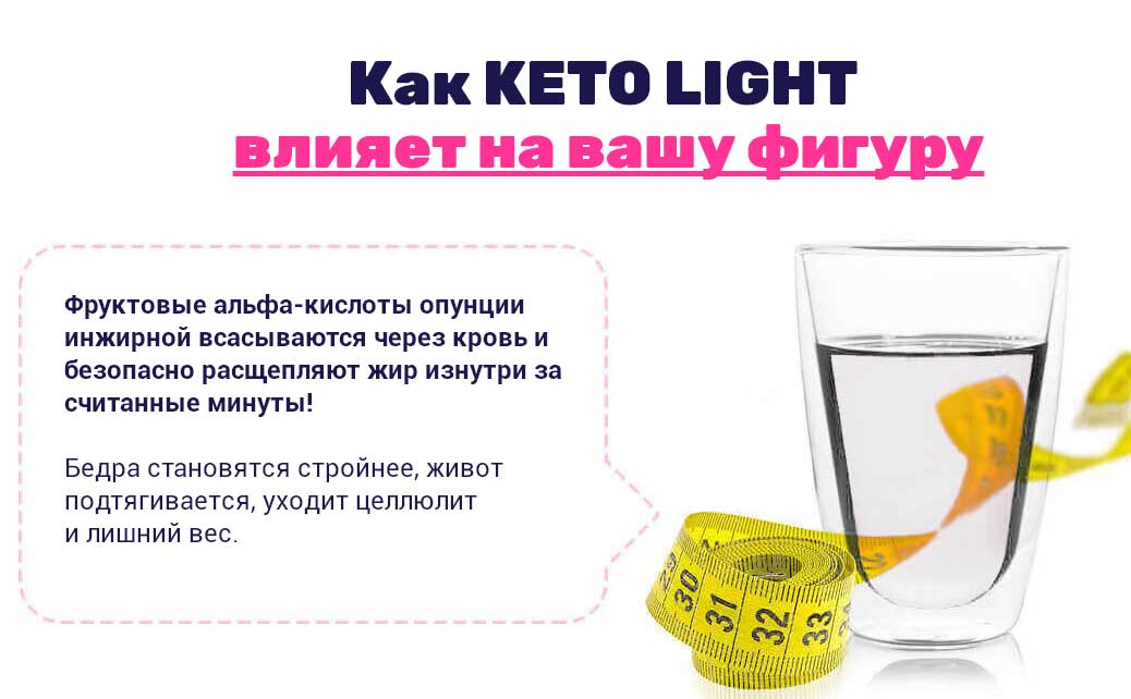 Keto Light капсулы