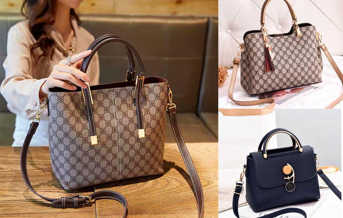Стильные модные женские сумки