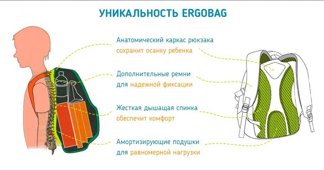 Сумка Ergobag